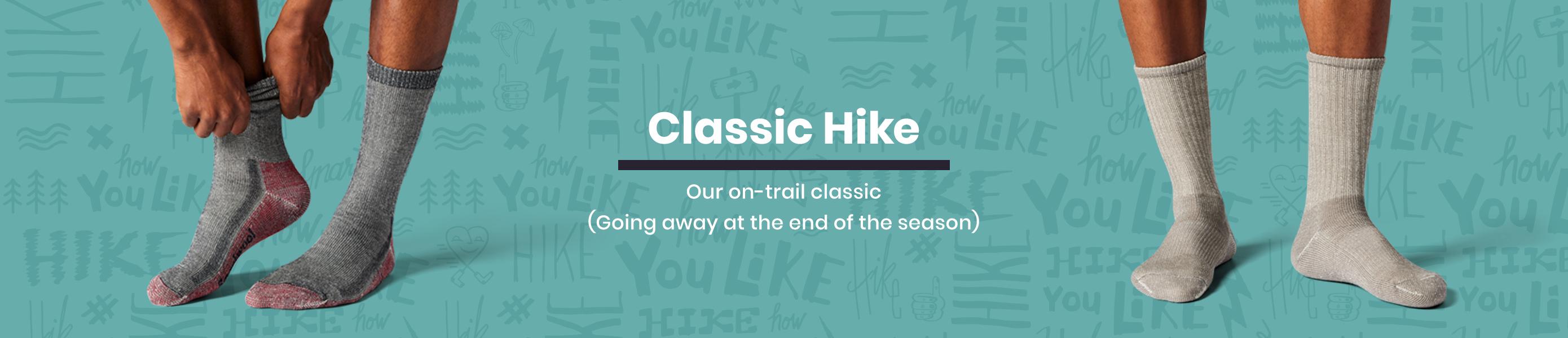 Womens classic hike